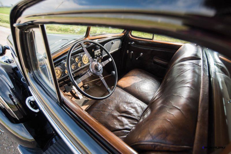 1937 Cadillac V16 Fleetwood Limousine 3