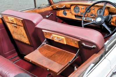 1959 Rolls-Royce Silver Cloud Drophead Coupe 7