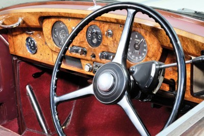 1959 Rolls-Royce Silver Cloud Drophead Coupe 8