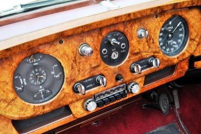 1959 Rolls-Royce Silver Cloud Drophead Coupe 9
