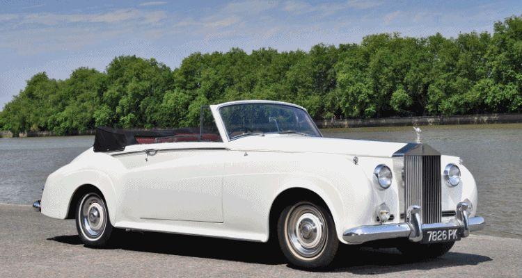 1959 Rolls-Royce Silver Cloud Drophead Coupe