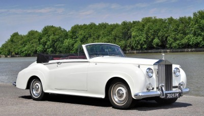 1959 Rolls-Royce Silver Cloud I Drophead Coupe 1
