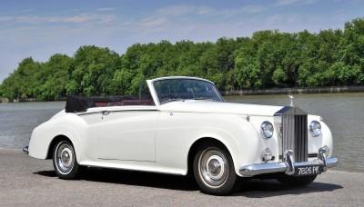 1959 Rolls-Royce Silver Cloud I Drophead Coupe 1