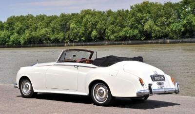 1959 Rolls-Royce Silver Cloud I Drophead Coupe 2
