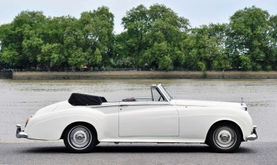 1959 Rolls-Royce Silver Cloud I Drophead Coupe 3