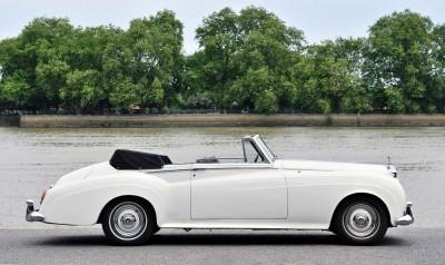 1959 Rolls-Royce Silver Cloud I Drophead Coupe 3
