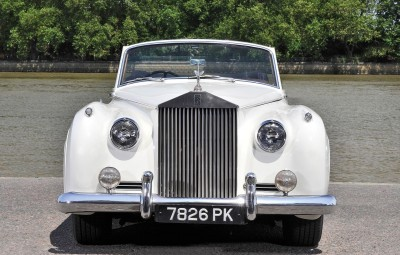 1959 Rolls-Royce Silver Cloud I Drophead Coupe 4