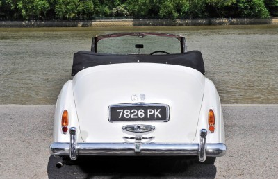 1959 Rolls-Royce Silver Cloud I Drophead Coupe 5