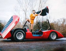 Concept Flashback – 1969 Abarth 2000 Coupe Speciale by Pininfarina
