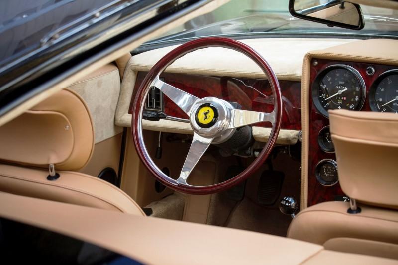 1972 Ferrari 365 GTB4 Daytona Shooting Brake 2