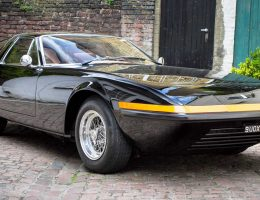 One-Off 1972 Ferrari 365 GTB/4 Daytona Shooting Brake  from Hexagon Classics