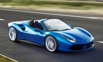 2.9s, 203MPH 2016 Ferrari 488 Spider - Frankfurt Gallery + Engine Audio MP3s 20