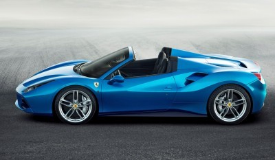 2.9s, 203MPH 2016 Ferrari 488 Spider - Frankfurt Gallery + Engine Audio MP3s 25