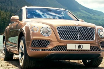 4.0s, 187MPH 2017 Bentley BENTAYGA Is Official! Full Launch Details, Video and Tech Specs