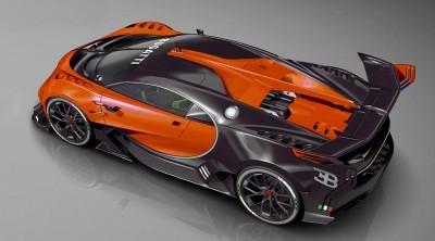 2015 Bugatti Vision Gran Turismo Colors on orange subaru, orange tesla, orange gmc, orange mercedes, orange mazda, orange and black veyron vitesse, orange agera, orange saturn, orange alfa romeo, orange vw, orange hyundai,