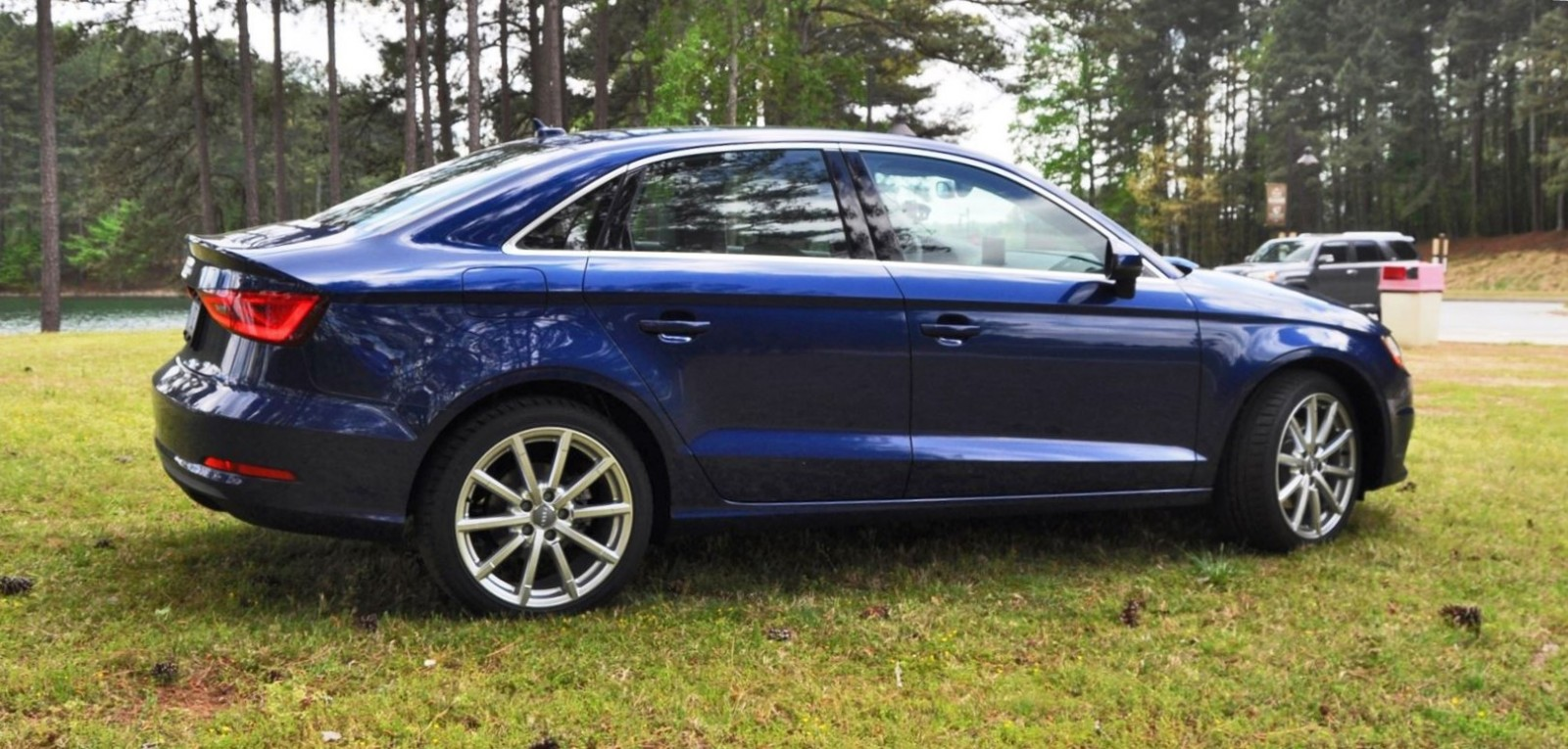 2015 audi a3 1 8t sedan review. Black Bedroom Furniture Sets. Home Design Ideas
