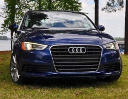 HD First Drive Review – 2015 Audi A3 1.8T Sedan