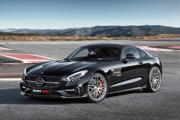 2015 BRABUS Mercedes-AMG GT-S – Stage One Mods Revealed in 38 Photos
