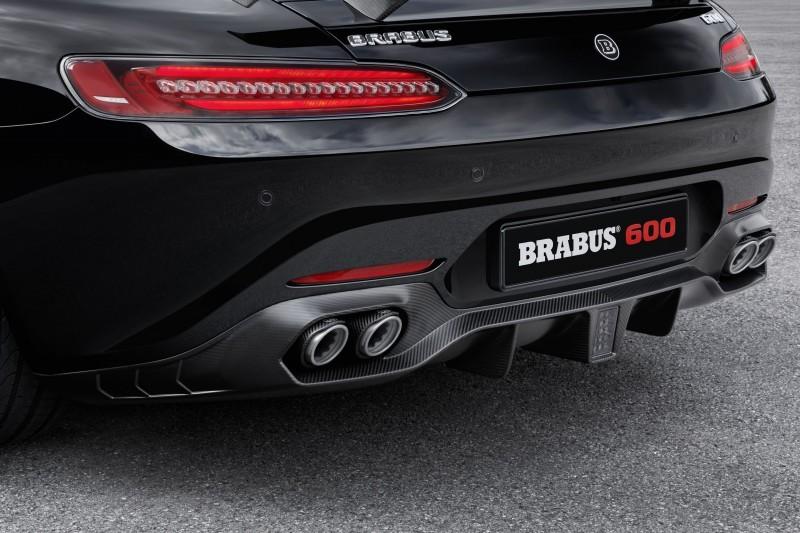 2015 BRABUS Mercedes-AMG GT-S 10