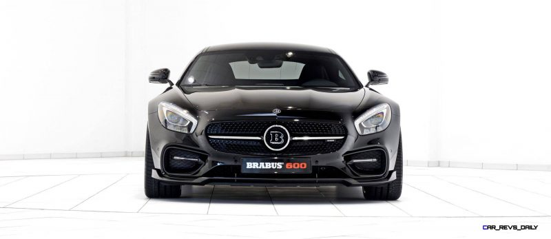 2015 BRABUS Mercedes-AMG GT-S 12