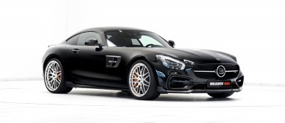 2015 BRABUS Mercedes-AMG GT-S 13
