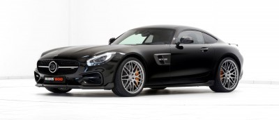 2015 BRABUS Mercedes-AMG GT-S 14