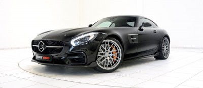 2015 BRABUS Mercedes-AMG GT-S 15