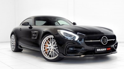 2015 BRABUS Mercedes-AMG GT-S 16
