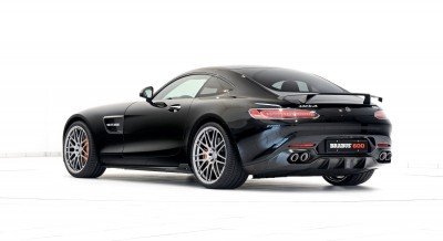 2015 BRABUS Mercedes-AMG GT-S 18