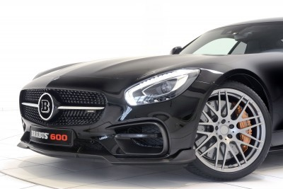 2015 BRABUS Mercedes-AMG GT-S 20