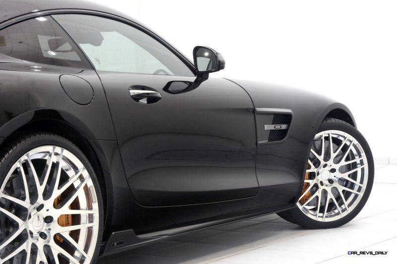 2015 BRABUS Mercedes-AMG GT-S 27