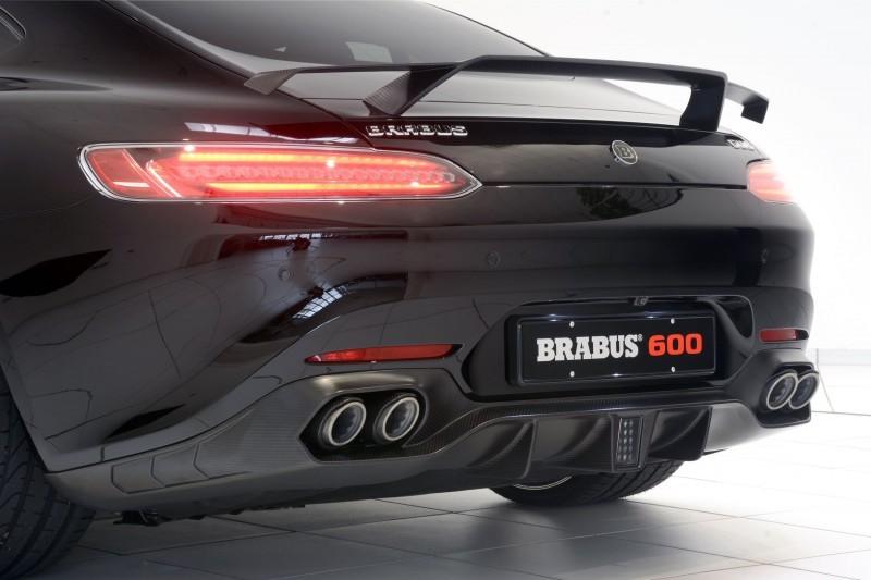2015 BRABUS Mercedes-AMG GT-S 29