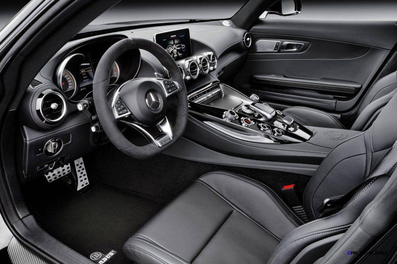 2015 BRABUS Mercedes-AMG GT-S 6