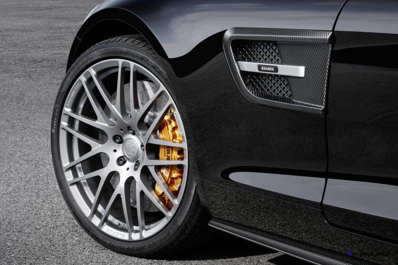 2015 BRABUS Mercedes-AMG GT-S 8