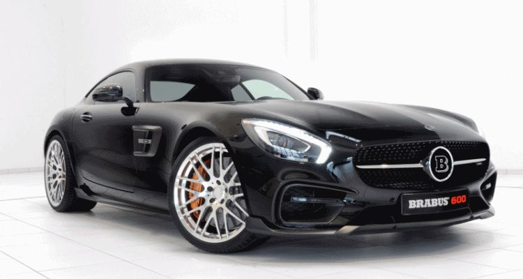 2015 BRABUS Mercedes-AMG GT-S