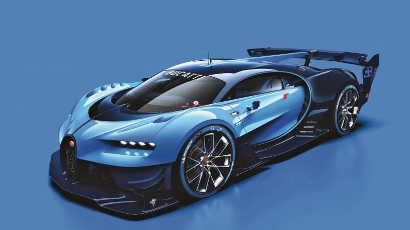 2015 Bugatti Vision Gran Turismo 1