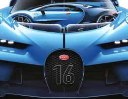 2015 Bugatti Vision Gran Turismo World Premiere – 300MPH Fantasy LM Racer Is Close To Reality