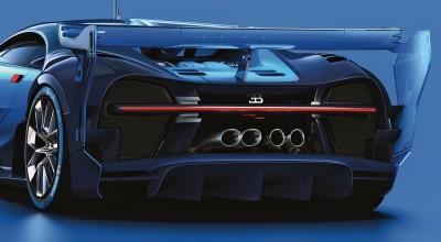 2015 Bugatti Vision Gran Turismo 5
