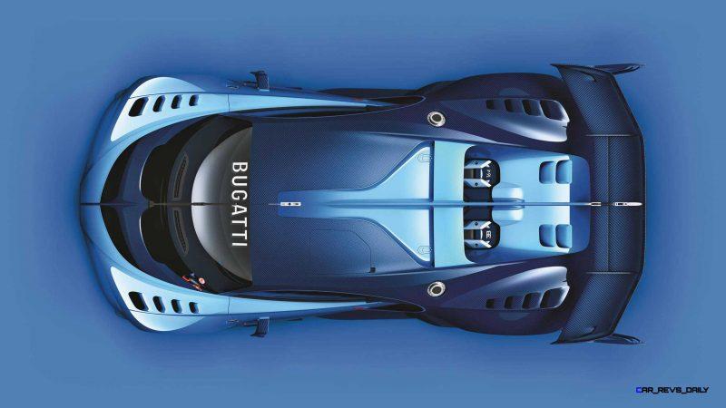 2015 Bugatti Vision Gran Turismo 6
