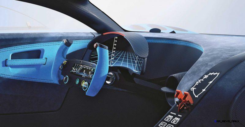 2015 Bugatti Vision Gran Turismo 8