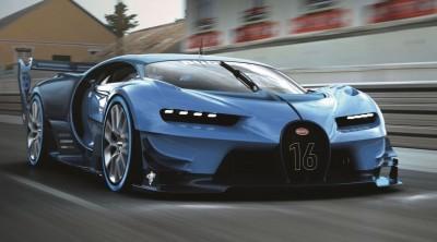 2015 Bugatti Vision Gran Turismo Frankfurt 10