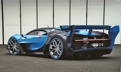 2015 Bugatti Vision Gran Turismo Frankfurt 18