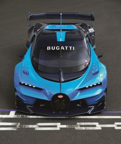 2015 Bugatti Vision Gran Turismo Frankfurt 22