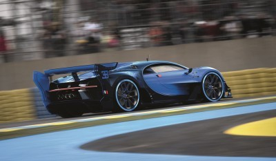 2015 Bugatti Vision Gran Turismo Frankfurt 23