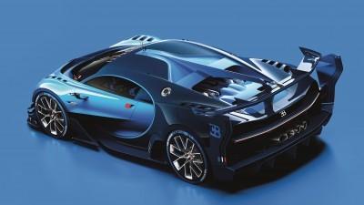 2015 Bugatti Vision Gran Turismo Frankfurt 25
