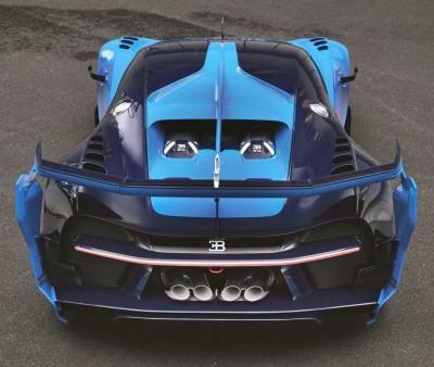 2015 Bugatti Vision Gran Turismo Frankfurt 27