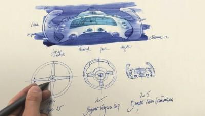 2015 Bugatti Vision Gran Turismo Frankfurt 29