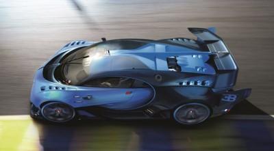2015 Bugatti Vision Gran Turismo Frankfurt 3