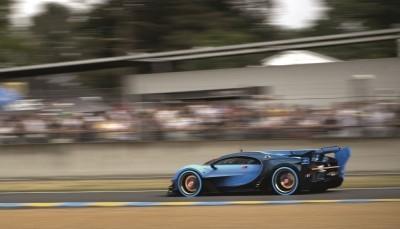 2015 Bugatti Vision Gran Turismo Frankfurt 32