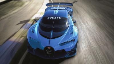 2015 Bugatti Vision Gran Turismo Frankfurt 46